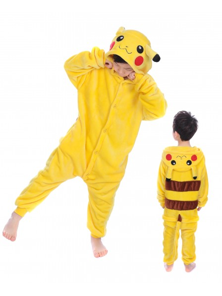 Pikachu Onesie Pajamas for Kids