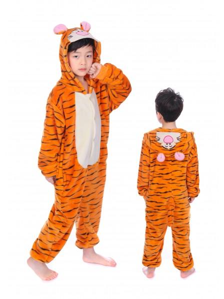 Winnie the Pooh Tigger Onesie Pajamas for Kids