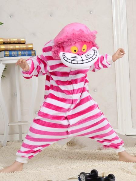 Cheshire Cat Onesie Pajamas for Kids