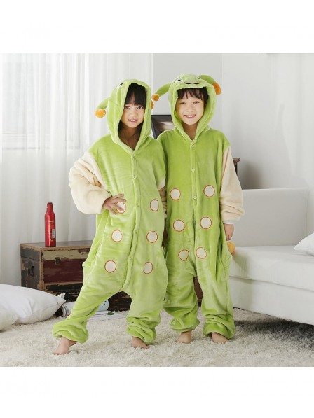 Caterpillar Onesie Pajamas for Kids
