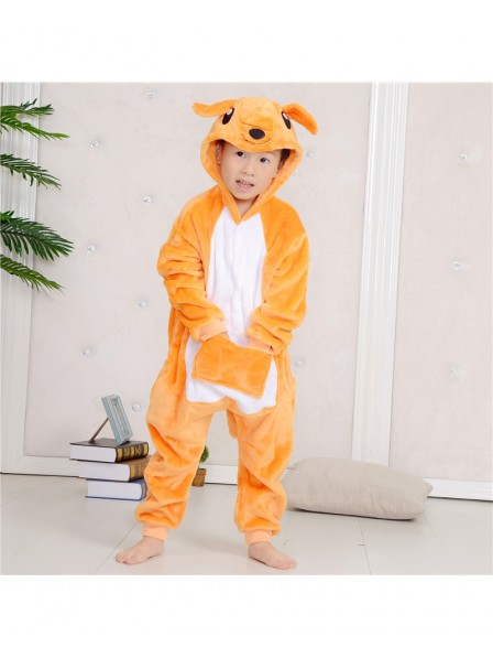 Kangaroo Onesie Pajamas for Kids