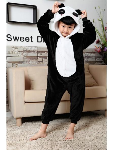 Pandas Onesie Pajamas for Kids