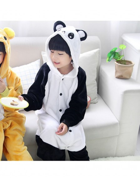 Panda Onesie Pajamas for Kids