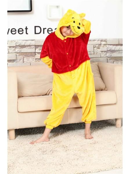 Winnie the Pooh Onesie Pajamas for Kids