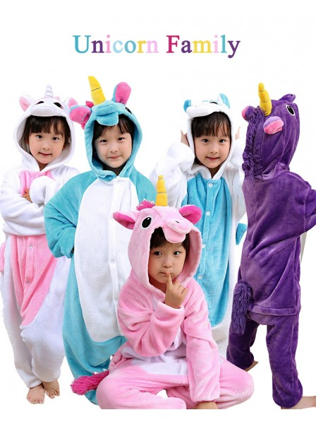 Unicorn Onesie Pajamas for Kids