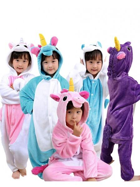Unicorn Onesie Pajamas for Kids Animal Onesies Costumes